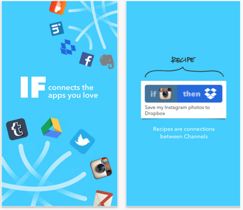 #ThingsWeLove – IFTTT