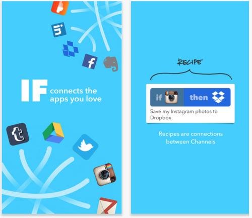 #ThingsWeLove – IFTTT